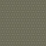 Простая безшовная геометрическая картина вектор Стоковая Фотография