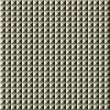 Простая безшовная геометрическая картина также вектор иллюстрации притяжки corel Справочная информация Бесконечную текстуру можно Стоковые Изображения RF
