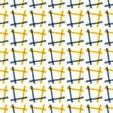 Простая геометрическая картина бесплатная иллюстрация