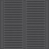 Простая картина геометрических форм Стоковые Фотографии RF