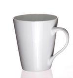 Простая кофейная чашка Стоковое Изображение RF