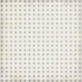 Простая нейтральная сливк поставила точки взгляд предпосылки текстурированный Grunge Стоковая Фотография RF