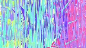 Простая предпосылка от minimalistic variegated волшебных пестротканых конспектов различного различного диеза, различного яркого t Бесплатная Иллюстрация