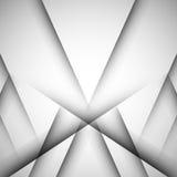 Простая предпосылка вектора прямых серых линий Стоковые Фото