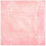 Простая розовая несенная сложенная предпосылка бумаги Grunge Стоковое Изображение RF