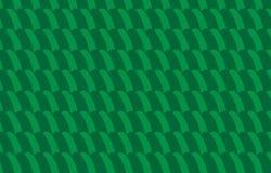 Простая современная абстрактная картина зеленой травы иллюстрация вектора