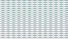 Простая современная абстрактная monochrome триангулярная картина волны Стоковые Изображения RF