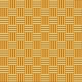 Простая сплетенная плетеная текстура Стоковое фото RF
