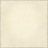 Простая текстурированная нейтральная теплая Cream предпосылка цвета слоновой кости Стоковые Изображения RF