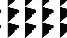 Простая monochrome картина лезвия иллюстрация штока