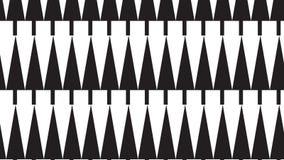 Простая monochrome картина дерева иллюстрация вектора
