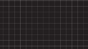 Простая monochrome checkered картина бесплатная иллюстрация