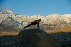 простирание горы Стоковая Фотография