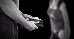 Проституция Стоковые Изображения RF