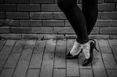 Проституция Стоковые Изображения