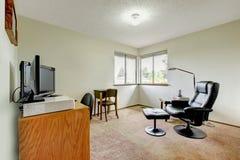 Простой интерьер комнаты офиса Стоковая Фотография RF