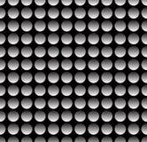 Простой промышленный пефорированный поверхностный шаблон картины Углерод, m иллюстрация штока