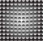 Простой промышленный пефорированный поверхностный шаблон картины Углерод, m Стоковая Фотография