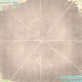 Простой текстурированные Brushstrokes Tan верблюда взгляда Grunge несенные предпосылкой Стоковое Фото
