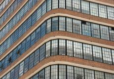 просторная квартира New York фабрики города Стоковое Изображение