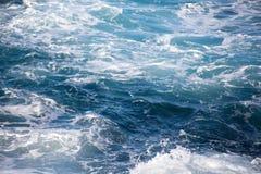 Просто изменчивое море Стоковые Фото