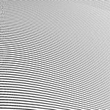 Простые динамические линии картина геометрическая картина Monochrome abst Стоковое фото RF