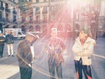 Простые люди Стоковые Фотографии RF