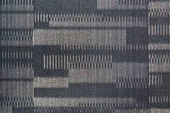 Простый темный серый ковер Стоковые Фото