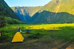 Просыпать вверх в рае Стоковая Фотография RF