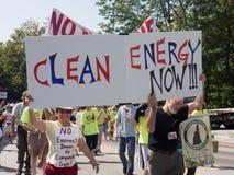 Протестующие трубопровода Стоковая Фотография