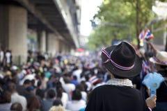 Протестующие стоковая фотография