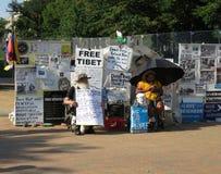Протест против всего Стоковое Изображение