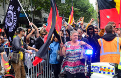 Протест толпы