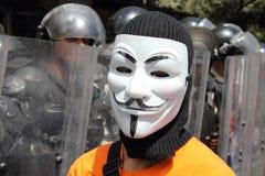 Протест стоковые изображения rf