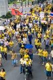 протест Стоковая Фотография