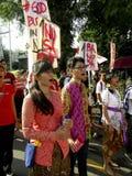 протест Стоковое Изображение RF