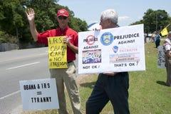 Протест IRS Стоковые Фотографии RF