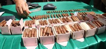 Противозаконное оружие стоковые фото