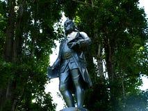 Противолежащий угол Бенджамина Франклина Стоковые Фото