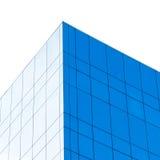 против голубого неба офиса здания Стоковые Изображения