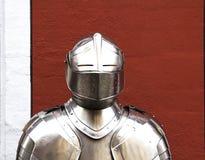 против оружия воина предохранения от противницы металла рыцаря панцыря средневекового Стоковая Фотография