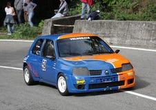 Прототип Renault Clio Стоковые Изображения RF