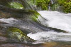 проточные воды Стоковая Фотография RF