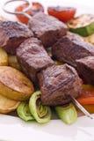 протыкальник мяса Стоковое Изображение