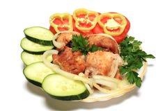 протыкальник цыпленка Стоковые Фото