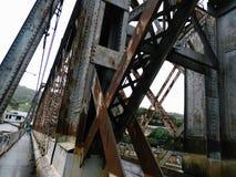 Проутюживите мост Стоковое Изображение RF