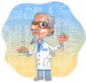 профессии химика Стоковые Фотографии RF