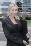 профессиональная женщина Стоковые Фото