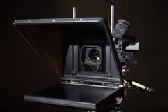 Профессиональный камкордер Стоковые Изображения RF