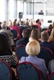 Профессионал или бизнес-конференция стоковые изображения